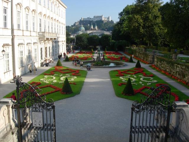 Schloss Mirabell & Mirabellgarten